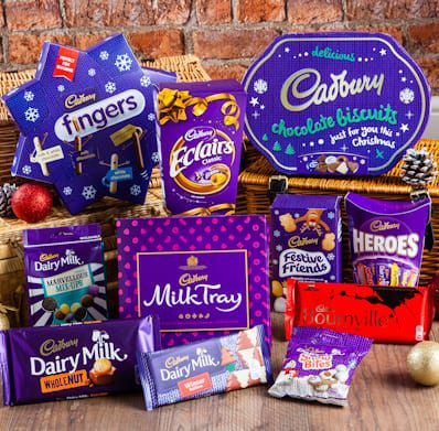 Cadbury Delights Hamper