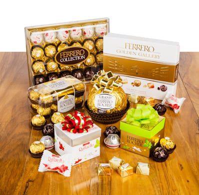 Ferrero Gifts Hamper
