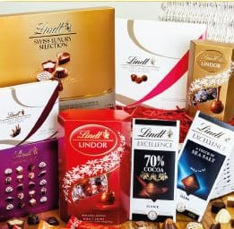 Lindor Box of Treats Hamper